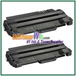 Dell 1130/1130n/1133/1135N Compatible Toner Cartridge 1.5K -2 Piece