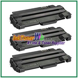 Dell 1130/1130n/1133/1135N Compatible Toner Cartridge 2.5K -3 Piece