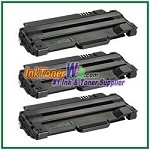 Dell 1130/1130n/1133/1135N Compatible Toner Cartridge 1.5K -3 Piece