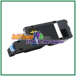 Dell C1760nw/ C1765nf/ C1765nfw/ 1250c/ 1350cnw/ 1355cn/ 1355cnw Yellow Compatible Toner Cartridge