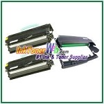 Dell 1720/1720dn Compatible Imaging Drum & Toner Cartridges - 3 Piece Combo
