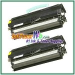 Dell 1720/1720dn High Yield Compatible Toner Cartridge - 2 Piece