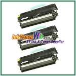 Dell 1720/1720dn High Yield Compatible Toner Cartridge - 3 Piece