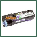 Dell 2130cn/2135cn High Yield Yellow Compatible Toner Cartridge