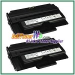 Dell 2335dn High Yield Compatible Toner Cartridge - 2 Piece