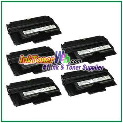 Dell 2335dn High Yield Compatible Toner Cartridge - 5 Piece