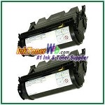 Dell 5210n/5310n High Yield Compatible Toner Cartridge - 2 Piece