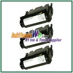 Dell 5210n/5310n High Yield Compatible Toner Cartridge - 3 Piece