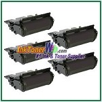Dell 5230dn/ 5230n/ 5350dn Compatible Toner Cartridge - 5 Piece