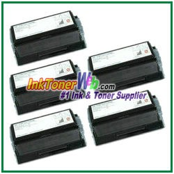 Dell P1500 High Yield Compatible Toner Cartridge - 5 Piece