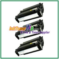 Dell S2500/S2500n High Yield Compatible Toner Cartridge - 3 Piece