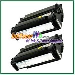 Dell S2500/S2500n High Yield Compatible Toner Cartridge - 2 Piece