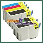 Epson 127 T127120-T127420 Compatible ink Cartridges - 6 Piece Combo