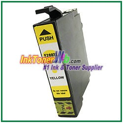 Epson 288XL T288XL420 Compatible Yellow ink Cartridge