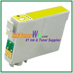 Epson 44 T044420 Compatible Yellow ink Cartridge