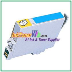 Epson 48 T048220 Compatible Cyan ink Cartridge
