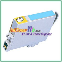 Epson 48 T048520 Compatible Light Cyan ink Cartridge