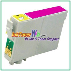 Epson 78 T078320 Compatible Magenta ink Cartridge
