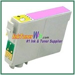 Epson 78 T078620 Compatible Light Magenta ink Cartridge