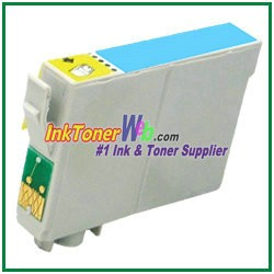 Epson 98 T098520 Compatible Light Cyan ink Cartridge