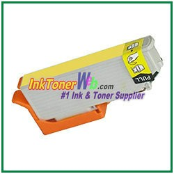 Epson 273XL T273XL420 Compatible Yellow Extra High Capacity ink Cartridge
