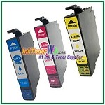 Epson 288XL T288XL220-T288XL420 Compatible ink Cartridges - 3 Piece Combo
