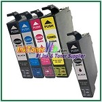 Epson 288XL T288XL120-T288XL420 Compatible ink Cartridges - 5 Piece Combo