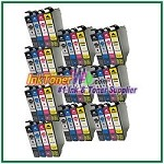 Epson 288XL T288XL120-T288XL420 Compatible ink Cartridges - 40 Piece Combo