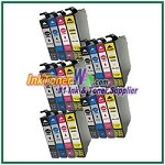 Epson 288XL T288XL120-T288XL420 Compatible ink Cartridges - 20 Piece Combo