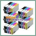 HP 564XL CN684WN-CN687WN  (NEW VERSION) Compatible ink Cartridges - 20 Piece Combo