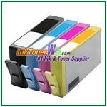 HP 564XL CN684WN-CN687WN  (NEW VERSION) Compatible ink Cartridges - 4 Piece Combo