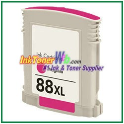 HP 88XL C9392AN Compatible Magenta ink Cartridge