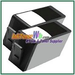 HP 920XL CD975AN Compatible Black ink Cartridge -2 Piece