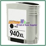 HP 940XL C4906AN Compatible Black ink Cartridge
