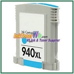 HP 940XL C4907AN Compatible Cyan ink Cartridge