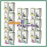 HP 940XL C4906AN-C4909AN Compatible ink Cartridges - 40 Piece Combo