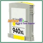 HP 940XL C4909AN Compatible Yellow ink Cartridge