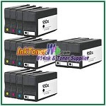 HP 950XL 951XL CN045AN-CN048AN Compatible ink Cartridges - 14 Piece Combo