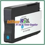 HP 951XL CN046AN Compatible Cyan ink Cartridge