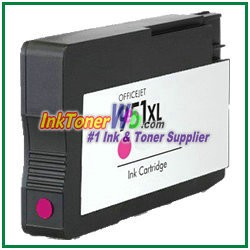 HP 951XL CN047AN Compatible Magenta ink Cartridge