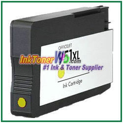 HP 951XL CN048AN Compatible Yellow ink Cartridge