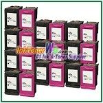 HP 61XL Compatible ink Cartridges - 20 Piece Combo