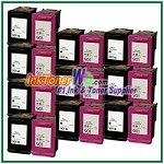 HP 901XL 901 Compatible ink Cartridges - 20 Piece Combo