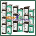 HP 96 97 Compatible ink Cartridges - 20 Piece Combo