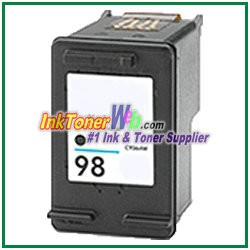 HP 98 C9364WN Compatible Black ink Cartridge