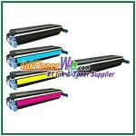 HP 645A C9730-33A Compatible Toner Cartridges - 5 Piece Combo