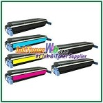 HP 645A C9730-33A Compatible Toner Cartridges - 6 Piece Combo