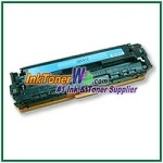 HP 125A CB541A Cyan Compatible Toner Cartridge