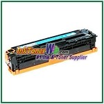 HP 128A CE321A Cyan Compatible Toner Cartridge