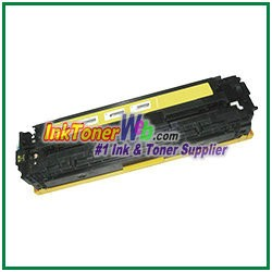HP 305A CE412A Yellow Compatible Toner Cartridge